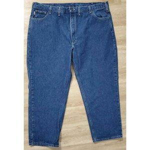 Carhartt Mens Flame Resistant Relaxed Fit Jeans 48